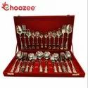Duke Stainless Steel Cutlery Set of 48 Pcs Cup Down