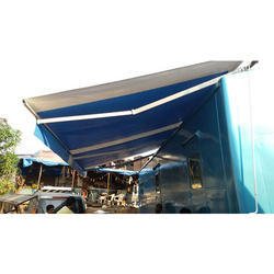 Foldable Awning