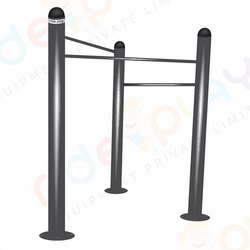 Set Of Three Pull Up Bar