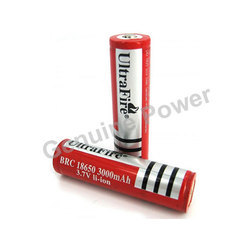 Ultrafire Lithium Battery