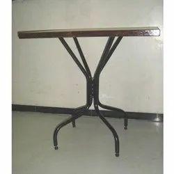 Single Pole Hotel Tables