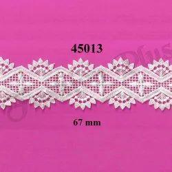 White GPO Lace