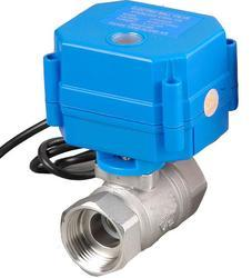 Motorized Ball Valve Manufacturers Suppliers Exporters