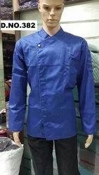Blue Chef Coats
