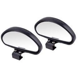 Rear- View Car Mirror Trainer Rear Auxiliary Car Mirror Blind Spot Mirror (set Of 2) (w-3)
