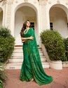 Remarkable Rangoli Printed Party Wear Saree