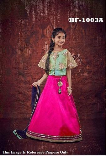 dc24399837d29 Mix Fabric Fancy Designer Kids Dress Collection, Rs 800 /piece | ID ...