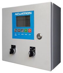 Acuatron 3hp To 100hp Three Phase Digital Pump Control Panel, For Industrial