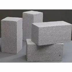 White, Grey Thermocol Block