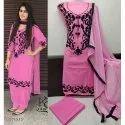 Ladies Embroidered Salwar Kameez Suit