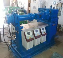 Cold Feed Rubber Extruder Machine