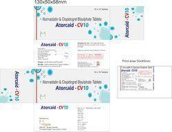 Atorvastatin Clopidogrel Tablets