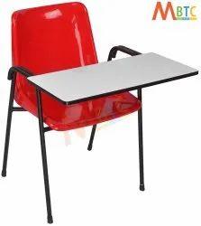 PVC Writing Chair