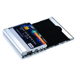 Visiting Card Holder Power Bank