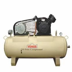 2 HP Single Stage Reciprocating Air Compressor