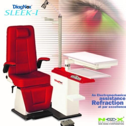 Diagnox Semi-automatic Sleek Ophthalmic Refraction Unit, For