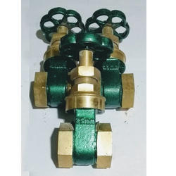 GUN METAL GATE VALVE ISI, For Water, Valve Size: Variable