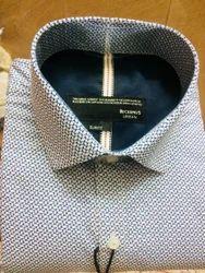 Cotton Checks & Printed Mens Shirts