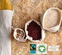 Organic Cotton  Cereals Bag