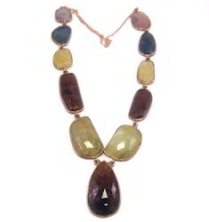 Sapphire Necklace India