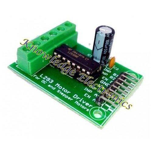 L293d powerdip-16 stepper motor controller/ driver robu. In.