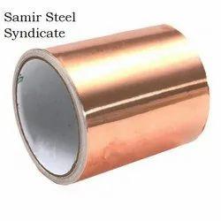 Beryllium Copper Foils ( BeCu )