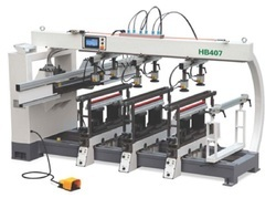 Four Head Multi Boring Machine HB-407