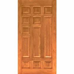 Art Wood Door