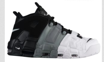 Nike Air More Uptempo Men Chaussures Foot Locker, Ludhiana ID