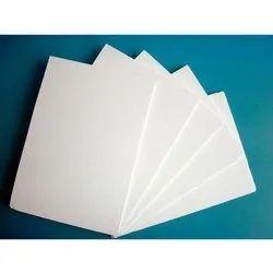 White HIPS Sheet