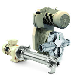 Stainless Steel Horizontal Pumps