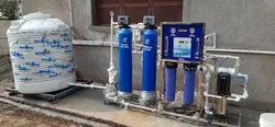 500 LPH Industrial Reverse Osmosis Plants