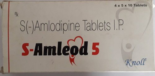 S-Amlodipine Tablets IP