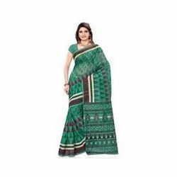 Fancy Pure Cotton Saree