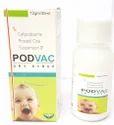 Cefpodoxime Oral Suspension I.p ( Podvac Dry Syrup)