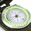 Military Liquid Prismatic Compass