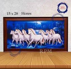 Horse Scenery