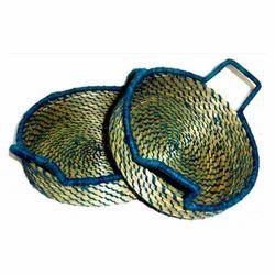Assorted Colour Natural Sabai Grass Products
