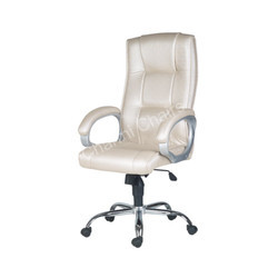 Beige Executive Chair