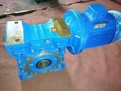 POWERTEK 0.25 Hp 20 Hp Three Phase Worm Aluminum Geared Motor