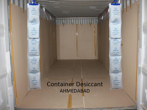 Shipping Desiccant Gel