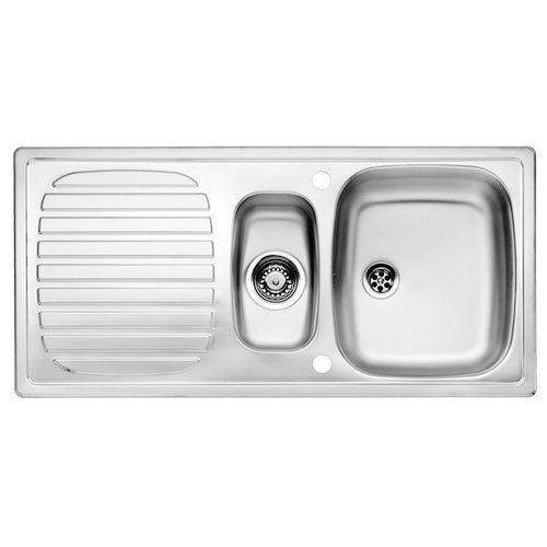 Crown Steel Kitchen Sink