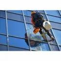 Offline Commercial Building Glass Cleaning Services