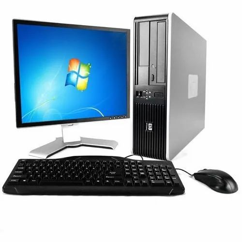 Dell/Hp Branded Computer,500 Gb Hdd,Led Monitor With Warranty