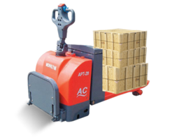Electric Powered Pallet Truck