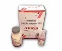 Amclo Amoxicillin And Cloxacillin For Injection (Vet)