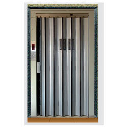 Stainless Steel Passenger Elevator, Capacity: 6-8 persons