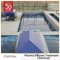 Pharma Effluent Treatment Chemicals