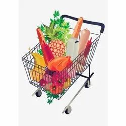 Mall Shopping Trolley