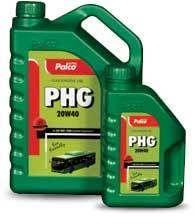PHG-20W40, 20W50 & 50 Engine Oils